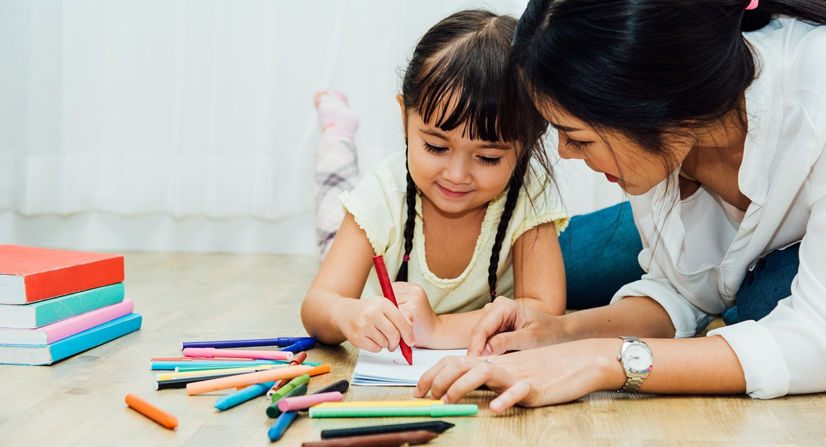 10 benefits of coloring for child development
