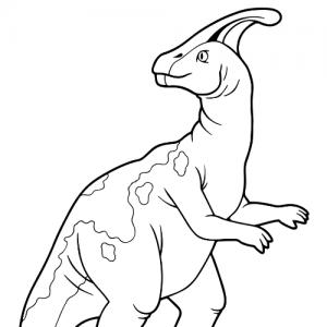 parasauralopus coloring